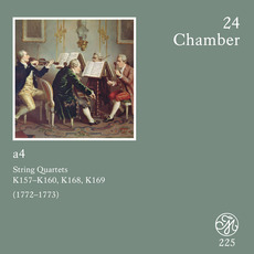 Mozart 225: The New Complete Edition, CD24 mp3 Artist Compilation by Wolfgang Amadeus Mozart