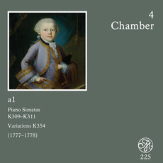 Mozart 225: The New Complete Edition, CD4 mp3 Artist Compilation by Wolfgang Amadeus Mozart