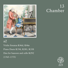Mozart 225: The New Complete Edition, CD13 mp3 Artist Compilation by Wolfgang Amadeus Mozart