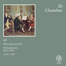 Mozart 225: The New Complete Edition, CD26 mp3 Artist Compilation by Wolfgang Amadeus Mozart