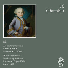 Mozart 225: The New Complete Edition, CD10 mp3 Artist Compilation by Wolfgang Amadeus Mozart