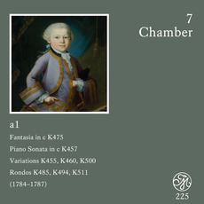 Mozart 225: The New Complete Edition, CD7 mp3 Artist Compilation by Wolfgang Amadeus Mozart