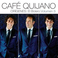 Orígenes: El Bolero Volumen 3 mp3 Album by Café Quijano
