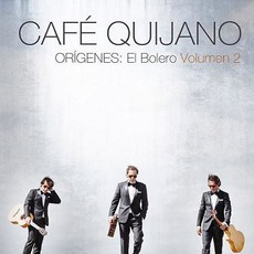 Orígenes: El Bolero Volumen 2 mp3 Album by Café Quijano