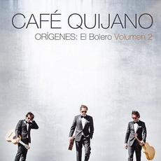 Orígenes: El Bolero Volumen 2 mp3 Album by Café Quijano