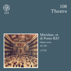 Mozart 225: The New Complete Edition, CD108 mp3 Artist Compilation by Wolfgang Amadeus Mozart