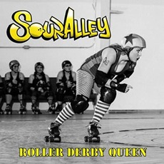 Roller Derby Queen by Sour Alley