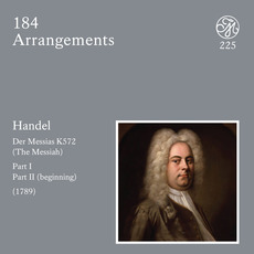 Mozart 225: The New Complete Edition, CD184 mp3 Artist Compilation by George Frideric Handel