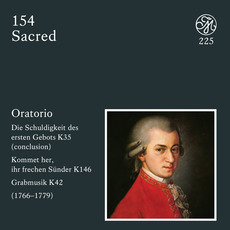 Mozart 225: The New Complete Edition, CD154 mp3 Artist Compilation by Wolfgang Amadeus Mozart