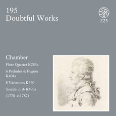 Mozart 225: The New Complete Edition, CD195 mp3 Artist Compilation by Wolfgang Amadeus Mozart