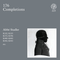 Mozart 225: The New Complete Edition, CD176 mp3 Artist Compilation by Wolfgang Amadeus Mozart