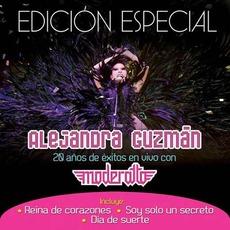 20 años de éxitos en vivo con Moderatto mp3 Live by Alejandra Guzmán & Moderatto