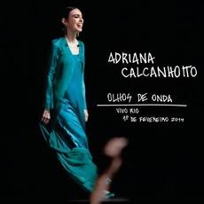 Olhos de onda mp3 Live by Adriana Calcanhotto