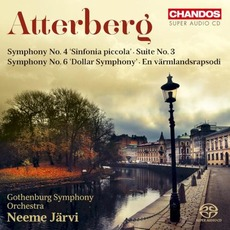 Orchestral Works, Volume 1 mp3 Artist Compilation by Kurt Atterberg