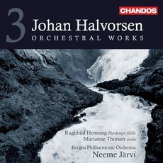 Orchestral Works, Volume 3 mp3 Artist Compilation by Johan Halvorsen