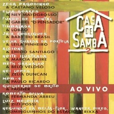 Casa de Samba 2 mp3 Compilation by Various Artists