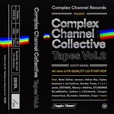 Complex Channel Collective Tapes, Vol.2 mp3 Compilation by Various Artists