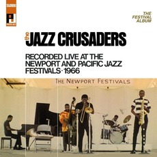 The Festival Album mp3 Live by The Jazz Crusaders