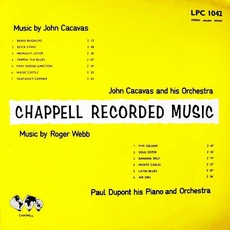 Music by John Cacavas & Roger Webb mp3 Compilation by Various Artists