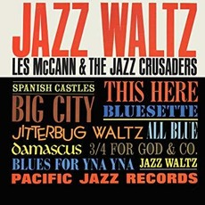 Jazz Waltz mp3 Album by Les McCann & The Jazz Crusaders