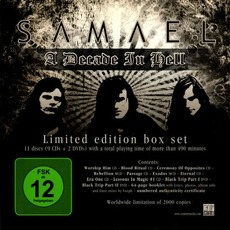 A Decade in Hell (Limited edition) mp3 Artist Compilation by Samael