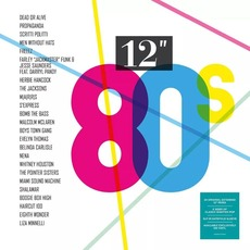 "80s 12"" mp3 Compilation by Various Artists"