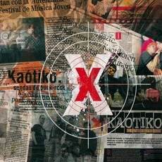 X mp3 Album by Kaotiko