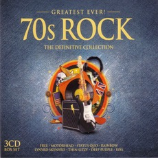 Greatest Ever! 70's Rock: The Definitive Collection by Various Artists