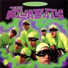 The Return of the Aquabats mp3 Album by The Aquabats!