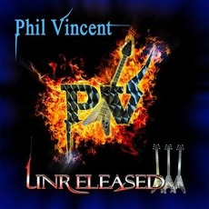 Unreleased III mp3 Album by Phil Vincent
