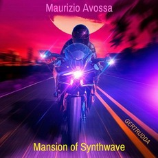Mansion Of Synthwave by Maurizio Avossa