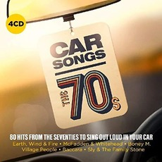 Car Songs: The 70s mp3 Compilation by Various Artists