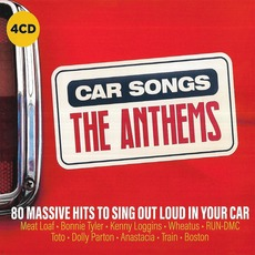 Car Songs: The Anthems mp3 Compilation by Various Artists