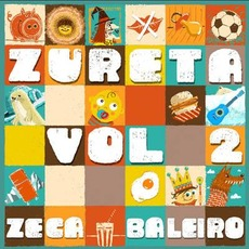 Zureta Vol. 2 mp3 Album by Zeca Baleiro