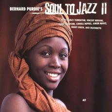 """Soul to Jazz II mp3 Album by Bernard """"Pretty"""" Purdie"""