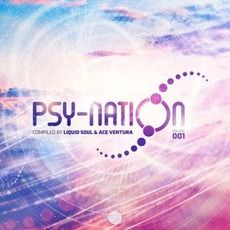 Psy-Nation, Volume 001 by Various Artists