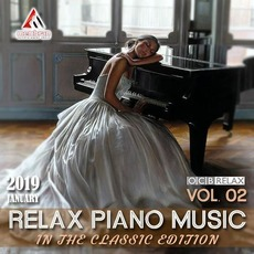Relax Piano Music, Vol.02 mp3 Compilation by Various Artists