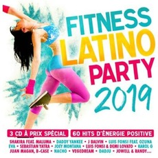 Fitness Latino Party 2019 mp3 Compilation by Various Artists