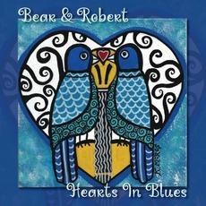 Hearts In Blues by Bear & Robert
