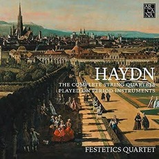 Haydn: The Complete String Quartets - Festetics Quartet by Joseph Haydn