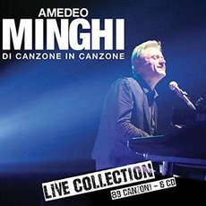 Di Canzone In Canzone: Live collection by Amedeo Minghi