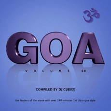 GOA, Volume 68 mp3 Compilation by Various Artists