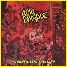 Storming Into This Land by Acid Brigade