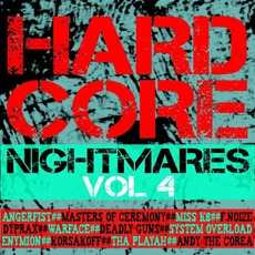 Hardcore Nightmares, Vol. 4 mp3 Compilation by Various Artists