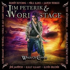 Winds Of Change mp3 Album by Jim Peterik and World Stage