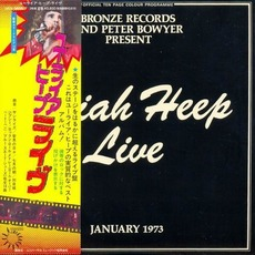 Live '73 (Re-Issue) by Uriah Heep