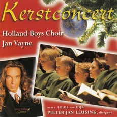 Kerstconcert by Holland Boys Choir & Jan Vayne