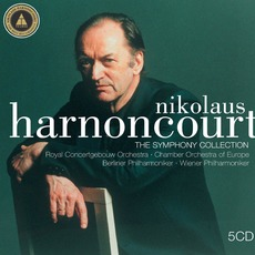 Nikolaus Harnoncourt: The Symphony Collection mp3 Compilation by Various Artists