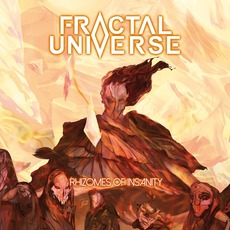 Rhizomes of Insanity mp3 Album by Fractal Universe