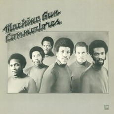 Machine Gun (Re-Issue) mp3 Album by Commodores